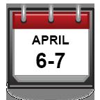 April 6-7, 2013